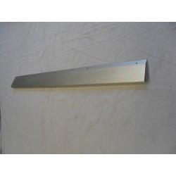 Scuff Plate Driver Side in Aluminium