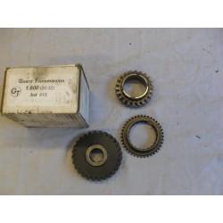 915 Gear Wheel Set 3rd Gear 20:32 1600