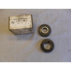 915 Gear Wheel Set 5rd Gear 26:26 1000