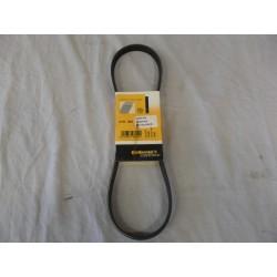 Belt alternator