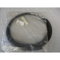 Rubber windshield seal