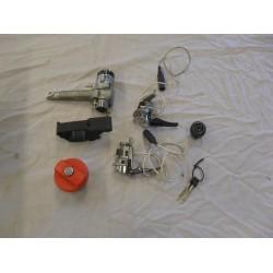 Lock Set with Keys