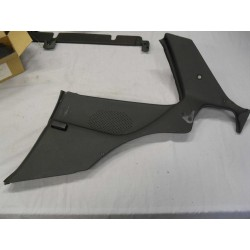 Black Side Trim Panel Passenger Side