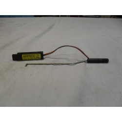 Lock Knob with Lamp Insert Alarm