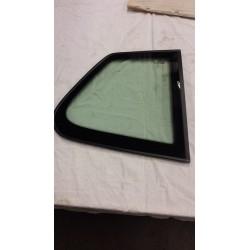 Quarter glass, passenger side