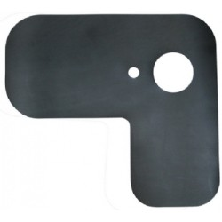 Protective Flap For Fuel Filler Neck, Rubber