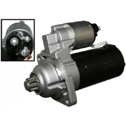 Starter Motor, 1,7 KW, Reconditioned