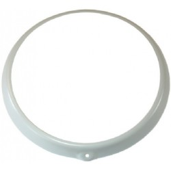 Headlamp Rim, Grey Primed