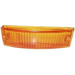 JP Group Turn signal lenses LE/RI Orange