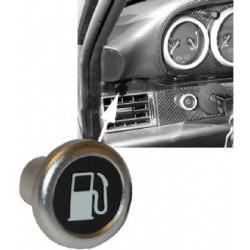 Release Knob For Fuel Filler Door, Alu