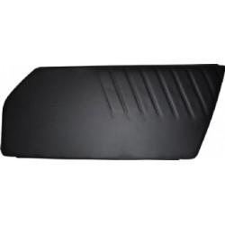 Door Trim Panel, Black Vinyl, Right