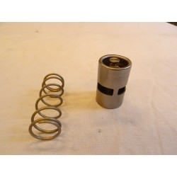 Thermostat For Oil Cooling