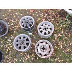 Disc Wheel -4 Hole 6 x 14