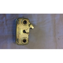 Hood latch lock lower part