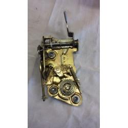 Door lock mechanism