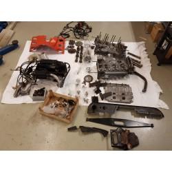 3.0 Motor i delar