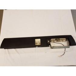 Nedre Instrumentbräda, Knäskyddspanel