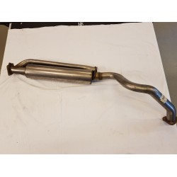 Exhaust Muffler, Pipe, Turbo
