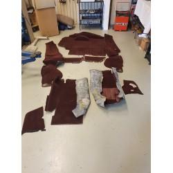 Carpets, Weinrot