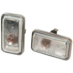 Turn Signal Light Set, Clear