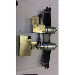 2 motorer för el-manövrering stol ink. Fäste, vajer m.m