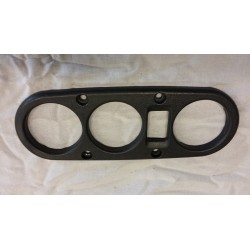 Seat switch plate
