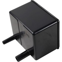 Fuel compensation tank, black