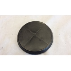 Wheel well plug / lid