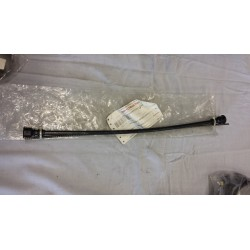 Seat adjuster shaft