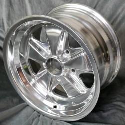 fully polished 8x15 5x130 ET10,6