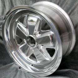 fully polished 7x16 5x130 ET23,3