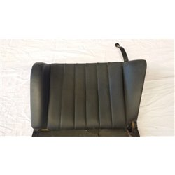 Back Rest Rear Seat Driver Side